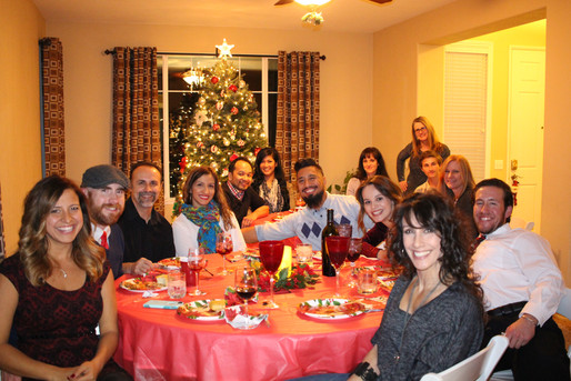 UKB&F Christmas Party at Mo's