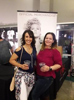 Mo & Jolina attend Pink Concert Together!