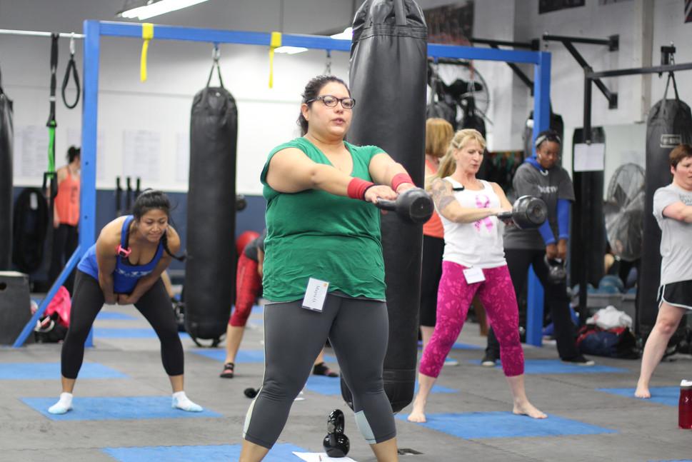 Day 1 Kettlebell Fat Loss & Strength