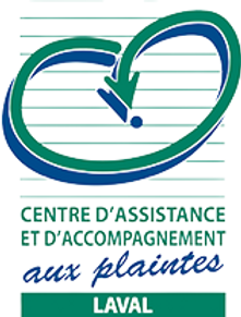 logo CAAP Centre d'Assistance et d'accompagnement aux plaintes
