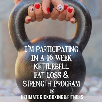 Kettlebell Fat Loss & Strength Facebook Profile Picture