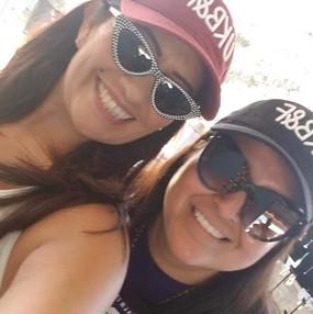 Nadine & Mayra