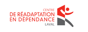 Logo du Centre de réadaptation en dépense de laval, un lien direct à leur site internet