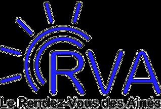 Logo centre le rendez-vous des aînés, un lien direct à leur site internet