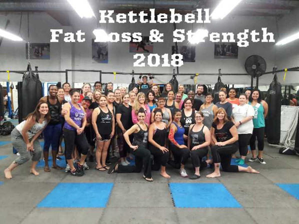 Kettlebell Fat Loss & Strength