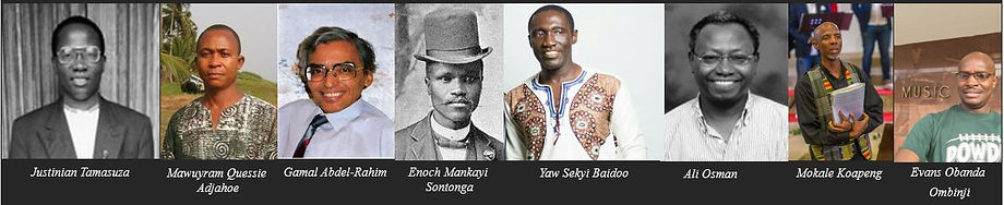 Some African Composers II.JPG