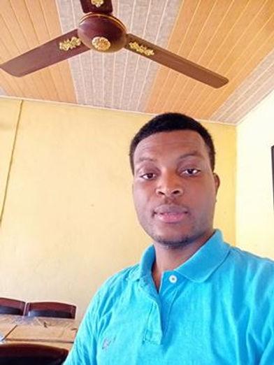 Nigerian Composer_Vincent Elochukwu Obi.