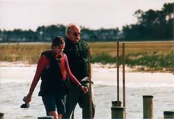 Katrina and her Dad