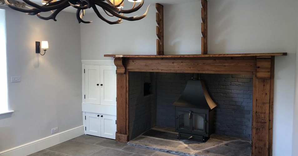 Wilway House project by Ware Construction