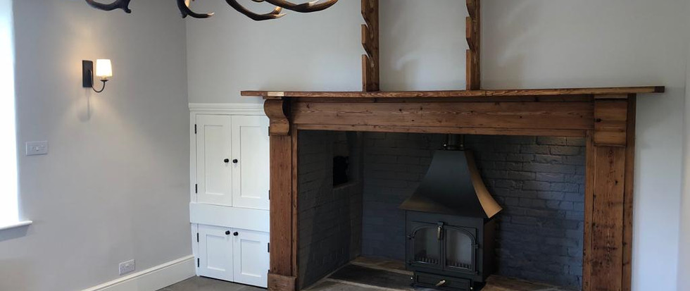 Ware Construction were appointed to undertake a full refurbishment of Wilway House, a wonderful period family home.