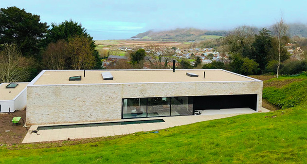 Porlock Project by Ware Construction