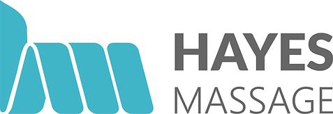 Hayes Massage Logo