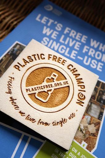 Stuart Lowen Farm Shop is Plastic Free Champion