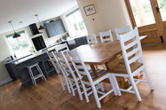 Higher Goosemoor new build project was delivered on budget and on time.