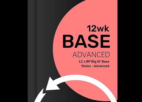 "BASE Advanced ""Big Ol' Base"" - 12wks"