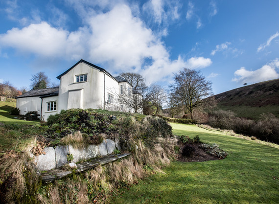 Uppington Farmhouse was a delightful project to be part of, the full refurbishment of an Exmoor farmhouse.