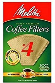 Melitta Cone Coffee Filters- 100 Count