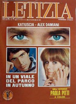 Prima copertina LANCIO