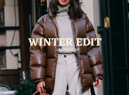 Winter Edit: Which coat trend ticks your boxes?