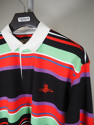 V WESTWOOD TOP SWEAT RUGBY 016006