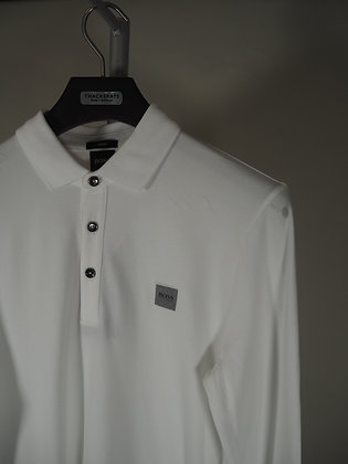BOSS CASUAL TOP POLO LS CLASSIC 016679
