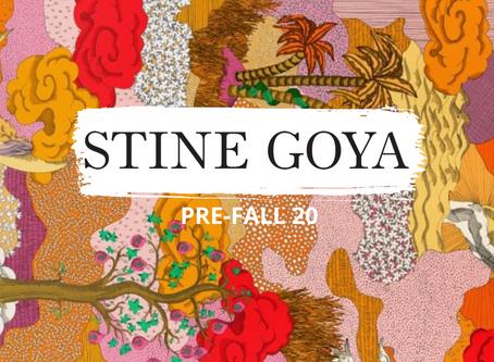New Stine Goya Pre-Fall.