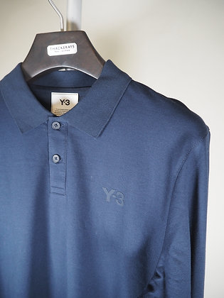 Y-3 TOP POLO LS CLASSIC 016133