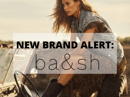 THERE'S A NEW BRAND IN TOWN: BA&SH PARIS