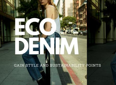 The Eco Denim Edit