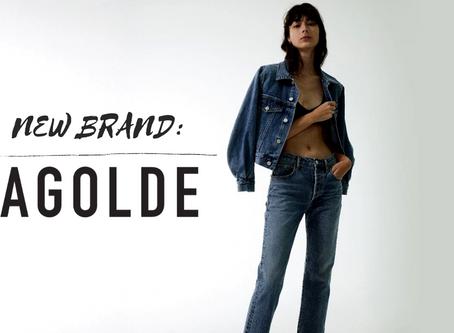 New denim brand alert: Agolde