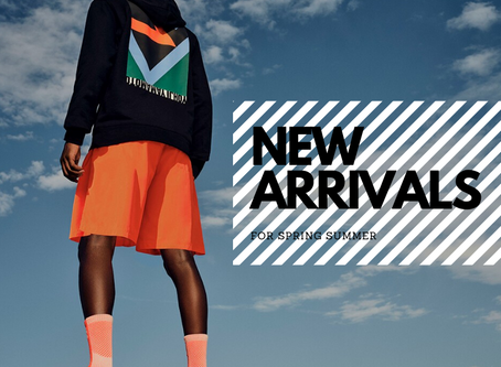 SPRING SUMMER IS IN FULL FORCE: Our Newest Arrivals available in store.