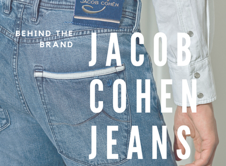 Behind The Brand: Jacob Cohen.