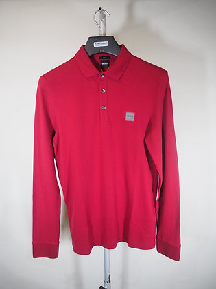BOSS CASUAL TOP POLO LS CLASSIC 016865