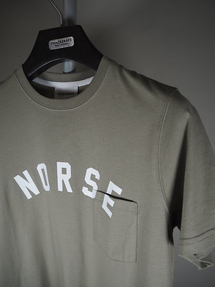 NORSE PROJECT TOP TEE SS CREW 015860