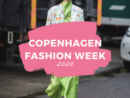 The best shows and street style from Copenhagen fashion week 2020