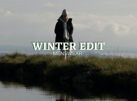 Winter Edit: What Coat Do You Need?
