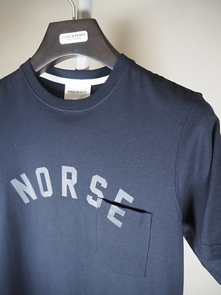 NORSE PROJECT TOP TEE SS CREW 015861
