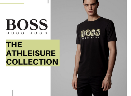 BOSS: The Athleisure Collection