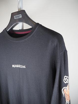 MAHARISHI TOP POLO LS CLASSIC 016848