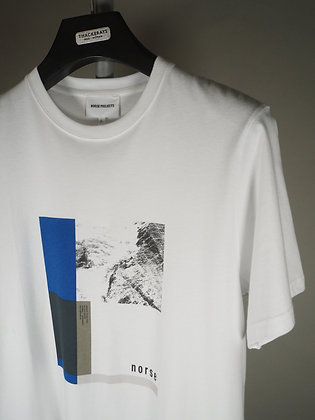 NORSE PROJECT TOP TEE SS CREW 015862