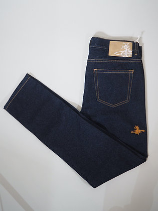 V WESTWOOD TROUSERS JEANS DENIM 016009