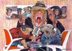 Monkey Talk Blues