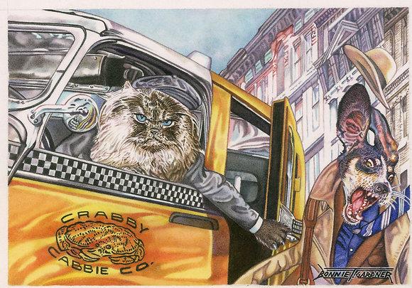 Cabbie Company