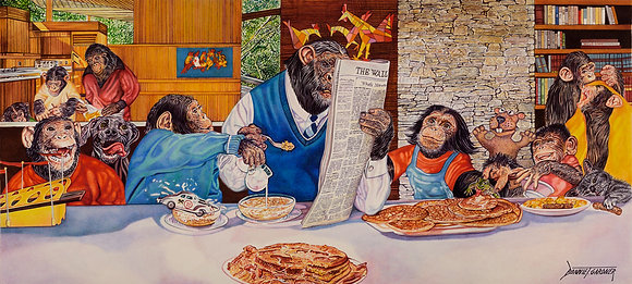 Breakfast of Chimpions