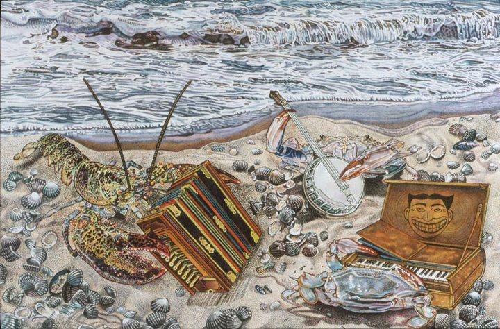 Coney Island Crustacean Band