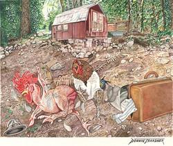 The Barn in Mt. Hurlingtons NJ