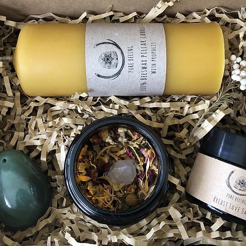 Self love kit with Jade Yoni egg