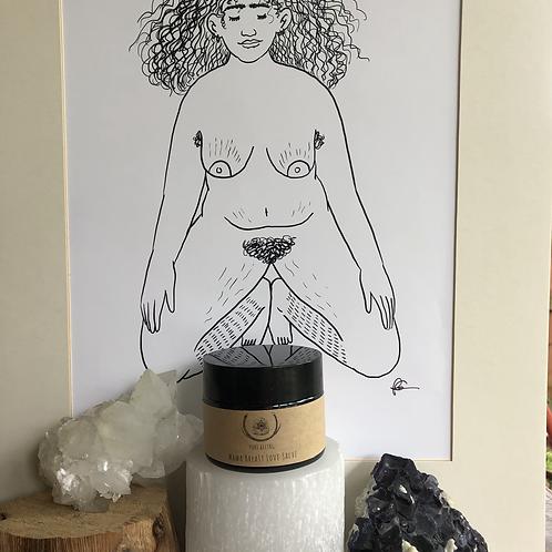 Mama Breast love salve