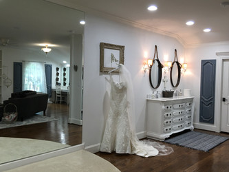 Hidden Waters Bridal Suite