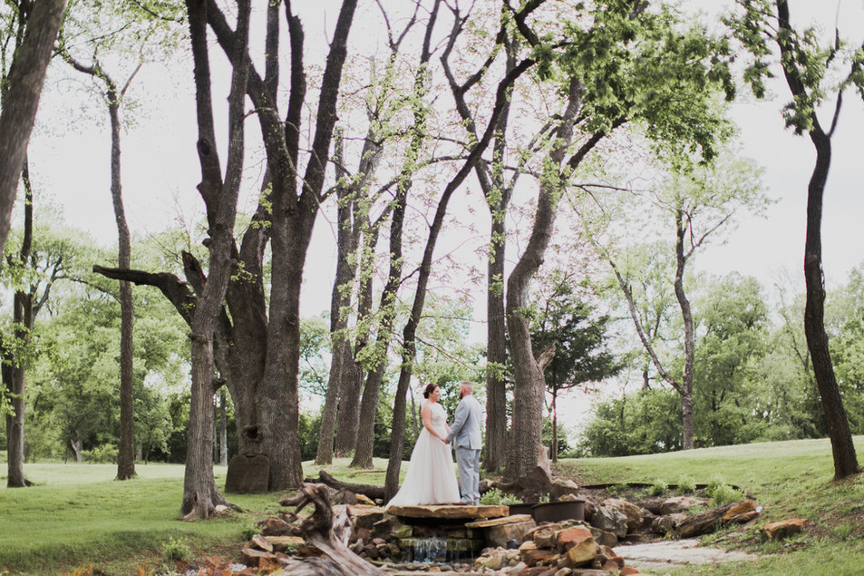 Hidden Waters' Couples